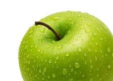 φρέσκος πράσινος μήλων Στοκ Φωτογραφίες