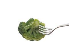 φρέσκος πράσινος μπρόκολου Στοκ Εικόνα
