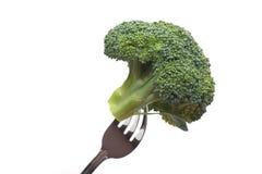 φρέσκος πράσινος μπρόκολου Στοκ φωτογραφία με δικαίωμα ελεύθερης χρήσης