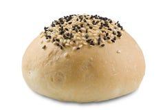 φρέσκος ρόλος ψωμιού στοκ εικόνες