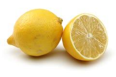 Φρέσκο λεμόνι στοκ εικόνα