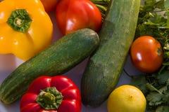 φρέσκο λευκό λαχανικών πι Στοκ Φωτογραφίες