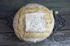 φρέσκο ευώδες σπιτικό ψωμί Στοκ φωτογραφία με δικαίωμα ελεύθερης χρήσης