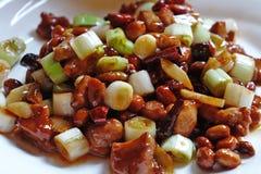 φρέσκο ιαπωνικό λαχανικό σαλάτας τροφίμων Στοκ Φωτογραφίες