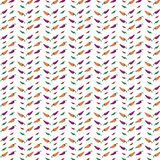 Φρέσκο και ζωηρόχρωμο σχέδιο τσίλι Διανυσματική απεικόνιση