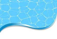 φρέσκο καλοκαίρι λιμνών α&n διανυσματική απεικόνιση
