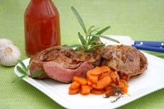 φρέσκο κρέας Στοκ φωτογραφία με δικαίωμα ελεύθερης χρήσης