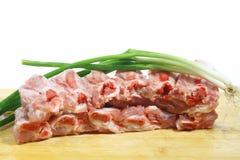 φρέσκο κρέας Στοκ εικόνες με δικαίωμα ελεύθερης χρήσης