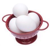 φρέσκο κόκκινο αυγών τρυπ& Στοκ φωτογραφία με δικαίωμα ελεύθερης χρήσης