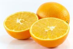 Φρέσκο λεμόνι με το ψαλίδισμα του μονοπατιού Στοκ εικόνες με δικαίωμα ελεύθερης χρήσης