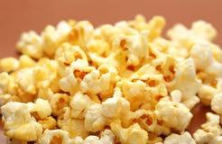 Φρέσκο νόστιμο popcorn Στοκ Φωτογραφίες