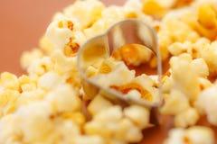 Φρέσκο νόστιμο popcorn Στοκ Εικόνα