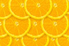 φρέσκο πορτοκάλι ανασκόπησης Στοκ Εικόνες