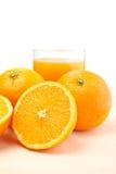 φρέσκο πορτοκάλι χυμού γ&ups Στοκ Εικόνες
