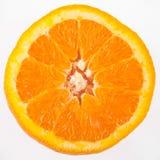 Φρέσκο πορτοκάλι Στοκ εικόνες με δικαίωμα ελεύθερης χρήσης