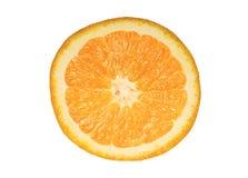 φρέσκο πορτοκάλι Στοκ φωτογραφία με δικαίωμα ελεύθερης χρήσης