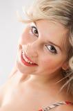 φρέσκο πορτρέτο κινηματο&gam Στοκ εικόνα με δικαίωμα ελεύθερης χρήσης