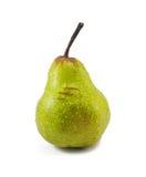 φρέσκο πράσινο αχλάδι Στοκ Εικόνες