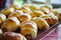 Φρέσκο σπιτικό καλό γεύμα αρτοποιείων Στοκ Φωτογραφία