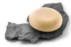 Φρέσκο σπιτικό τυρί Στοκ εικόνα με δικαίωμα ελεύθερης χρήσης