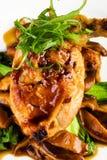 Φρέσκο στήθος κοτόπουλου Στοκ εικόνες με δικαίωμα ελεύθερης χρήσης
