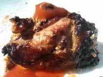 Φρέσκο τηγανισμένο κρέας Στοκ φωτογραφία με δικαίωμα ελεύθερης χρήσης