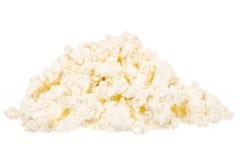 Φρέσκο τυρί στάρπης στοκ εικόνες