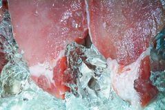 φρέσκο χοιρινό κρέας Στοκ Εικόνα