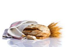 Φρέσκο ψημένο ψωμί Στοκ Εικόνες