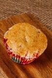 Φρέσκο ψημένο muffin Στοκ φωτογραφία με δικαίωμα ελεύθερης χρήσης