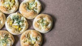 Φρέσκο ψωμί από το φούρνο Στοκ εικόνα με δικαίωμα ελεύθερης χρήσης