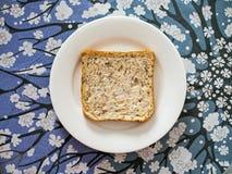 Φρέσκο ψωμί πολυ-σιταριού Στοκ φωτογραφίες με δικαίωμα ελεύθερης χρήσης