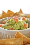 φρέσκο guacamole στοκ εικόνες με δικαίωμα ελεύθερης χρήσης