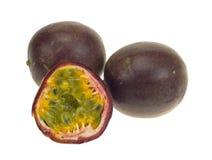 φρέσκο passionfruit Στοκ Φωτογραφίες