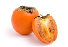 φρέσκο persimmon Στοκ Εικόνες