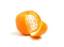 Φρέσκο tangerine Στοκ φωτογραφία με δικαίωμα ελεύθερης χρήσης