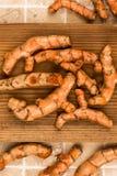 Φρέσκο Turmeric ακατέργαστων άψητος λεπτό και Zesty μαγειρεύοντας καρύκευμα στοκ εικόνες με δικαίωμα ελεύθερης χρήσης