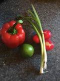 Φρέσκο Veggies στοκ εικόνες