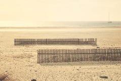 φραγές ξύλινες Στοκ εικόνα με δικαίωμα ελεύθερης χρήσης