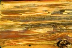 φραγή ανασκόπησης ξύλινη Στοκ φωτογραφία με δικαίωμα ελεύθερης χρήσης
