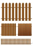 φραγή ξύλινη Στοκ φωτογραφία με δικαίωμα ελεύθερης χρήσης