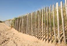 φραγή ξύλινη Στοκ εικόνα με δικαίωμα ελεύθερης χρήσης