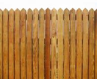 φραγή ξύλινη Στοκ Φωτογραφίες
