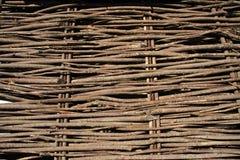 φραγή ξύλινη στοκ εικόνα