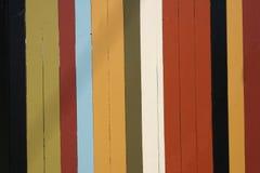 φραγή που χρωματίζεται Στοκ Εικόνες