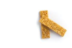 Φραγμοί δημητριακών Muesli Nutri, βρώμη, πρωτεϊνικοί φραγμοί Στοκ φωτογραφίες με δικαίωμα ελεύθερης χρήσης