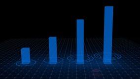 Φραγμοί στατιστικής Διανυσματική απεικόνιση