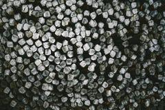 Φραγμοί χάλυβα Στοκ εικόνες με δικαίωμα ελεύθερης χρήσης
