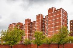 Φραγμοί Apartaments Στοκ φωτογραφίες με δικαίωμα ελεύθερης χρήσης