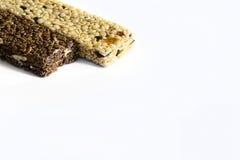 Φραγμοί Granola Στοκ φωτογραφίες με δικαίωμα ελεύθερης χρήσης